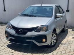 ETIOS 2018/2019 1.5 X PLUS SEDAN 16V FLEX 4P MANUAL