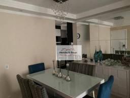 Apartamento para alugar, 76 m² por R$ 2.160,00/mês - Vila Galvão - Guarulhos/SP