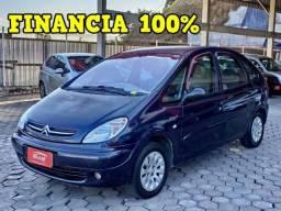 Citroën Xsara Picasso PICASSO EXCLUSIVE 2002 (REPASSE) FINANCIA 100%
