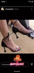 Sandálias femininas luxo 2021
