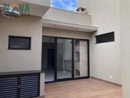 Casa com 3 dormitórios à venda, 170 m² por R$ 920.000 - Estância dos Ipês - Uberaba/MG