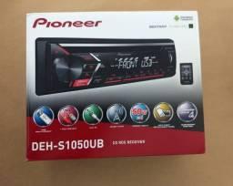 Cd Player Pioneer DEH-S1050UB Usb / Aux / Mp3