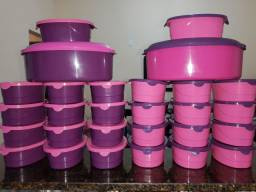 Kit vasilhas 14 peças