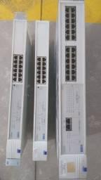Switch 3com 24ports/12ports