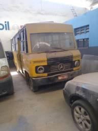 Micro ônibus Mercedes Benz 1976 - 48 lugares