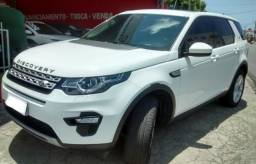 Land rover discovery sport hse diesel 4x4 automatica 7 lugares ano 17/17