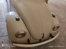 VW Fusca Itamar 1994 motor 1600 Branco