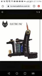 Maquina de tatoo usada