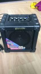 Amplificador Giannini 6,5 15W