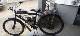 Vendo bike a gasolina ótima pra andar