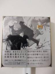 Edição especial Marlboro em box de lata