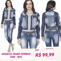 Título do anúncio: Jaqueta feminina da oppnus em Promoção