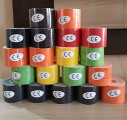 Kinesio Tape Bandagem várias cores disponíveis
