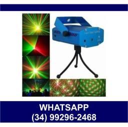 Mini Laser Holográfico Jogo de Luz Festa Boate - Fazemos Entregas
