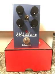 Pedal Compressor Fuhrmann (Pouco Usado )