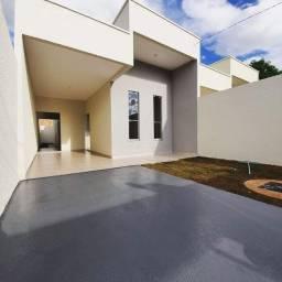 Casa Jardim Flamboyant - 3/4 com suíte - Senador Canedo