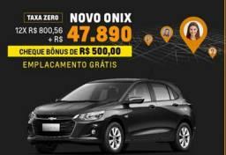 Novo Onix, Joy Black, Spin Premier, Novo Onix Premier Turbo, Tracker Turbo