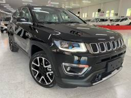 Jepp Compass Limited Flex 2021 0km Suv do Momento Venha Sair de Carro Novo !