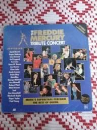 The Freddie Mercury Tribute Concert Lp Laserdisc duplo