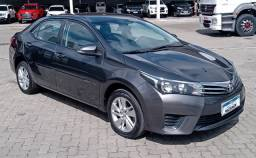 Toyota Corolla  Gli 1.8 automático 2017 estado de zero