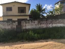 Vendo terreno c/ três casas no Timbí, por trás da prefeitura de Camaragibe