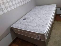 ;; Promoçao Cama Box + Colchao Prime solteiro 88x188 confira