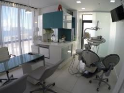 Consultório Odontológico montado no Harmony Trade