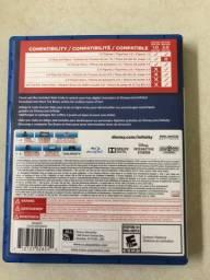 Jogo Disney infinity mídia física PS4