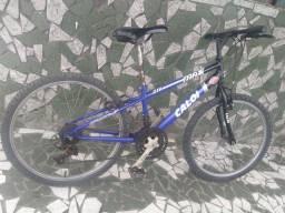 Bicicleta Caloi 21 Marcha