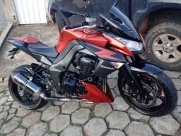 Vendo Kawasaki Z 1000 ABS Ano 2012 zap * Julio