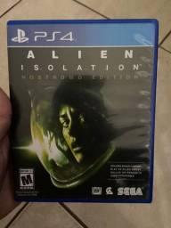 Aline Isolation PS4