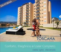 Lançamento set/2020 - Torre Livorno - Residencial Toscana (Atibaia)
