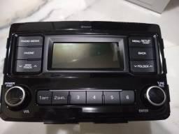 Rádio Original Hyundai Creta 2017/2018