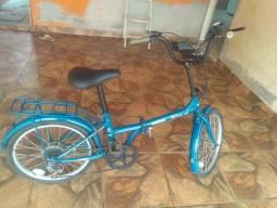 Vendo esta bicicleta dobrável