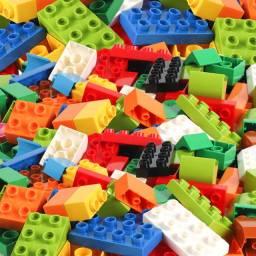 Lego 360 Peças Tamanho Grande, Blocos para Construção, Tipo Lego, Novo