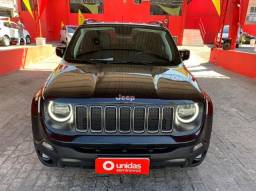 Jeep Renegade Longitude 1.8 flex 2020 2600 km