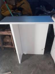 Mesa cantoneira de escritorio