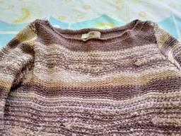 Blusa de Lã / Sobre Leg / Trocot