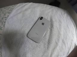 IPhone X branco usado 32gb
