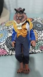 Boneco Fera clássico original Disney<br>