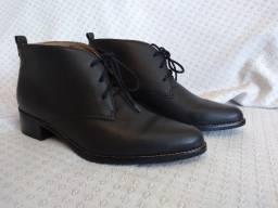 Sapato feminino Modelo Oxford