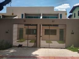 Casa entrada individual 03 quartos com suíte Santa Amélia !