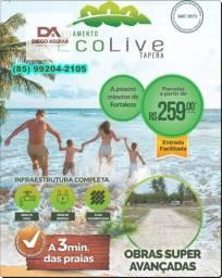 Título do anúncio: Loteamento EcoLive Tapera &¨%$