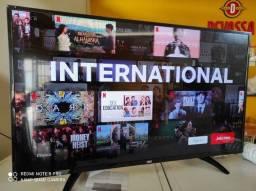 Tv AOC 43 polegadas smart impecável sem detalhes 1400 reais