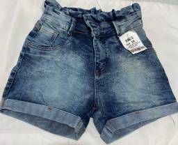 Short Jeans 38 novo