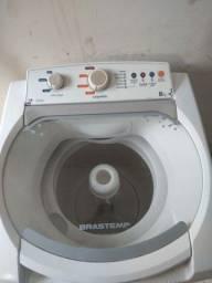 Título do anúncio: Vendo máquina de lavar Brastemp 8kg