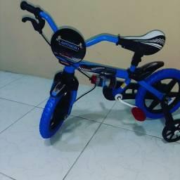 Bicicleta aro 12 masculina