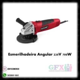 ESMERILHADEIRA ANGULAR 220V 700W
