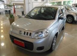Garantia Fiat uno 1.0 evo completo vivace 8v Flex revisado 4p 2014