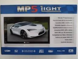 Multimídia Mp5 Etech Bluetooth Usb Sd Espelhamento 2 Din<br><br>